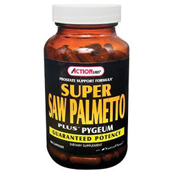 Super Saw Palmetto Plus Pygeum 100 caps from Action Labs