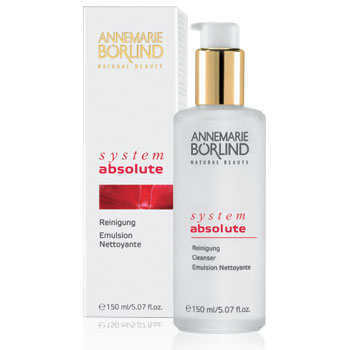 System Absolute Cleanser, Advanced Facial Care, 5.07 oz, AnneMarie Borlind