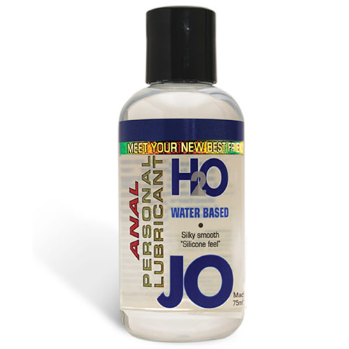 JO Anal H2O Personal Lubricant, Water Based, 4.5 oz, System JO