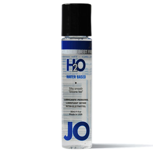 JO H2O Personal Lubricant, Water Based, 1 oz, System JO