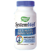 SystemWell Ultimate Immunity, 45 Tablets, Natures Way