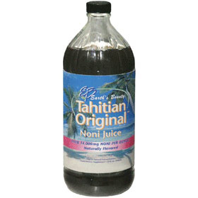 Tahitian Original Noni Juice, 32 oz, Earths Bounty