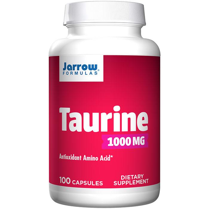Taurine 1000 mg 100 caps, Jarrow Formulas