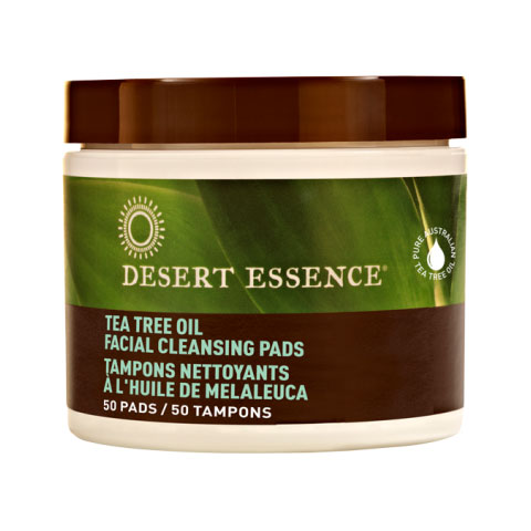 Tea Tree Oil Cleansing Pad