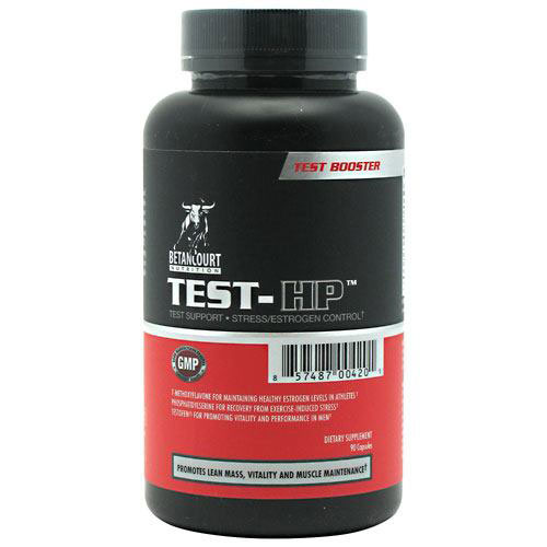 Test-HP, Test Booster, 90 Capsules, Betancourt Nutrition