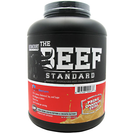 The Beef Standard, Hydrolyzed Beef Protein Isolate, 4 lb (56 Servings), Betancourt Nutrition
