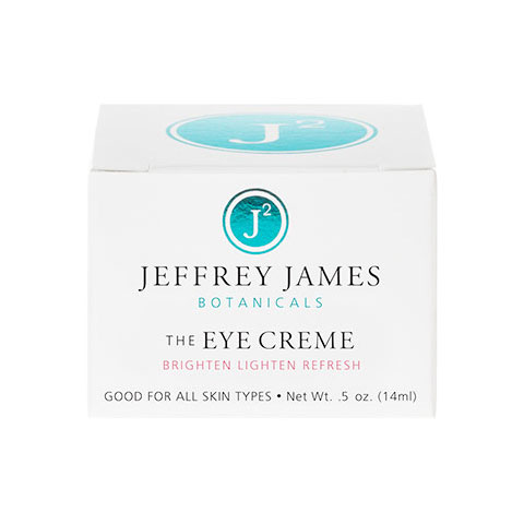The Eye Creme, Brighten Lighten Refresh, 0.5 oz, Jeffrey James Botanicals