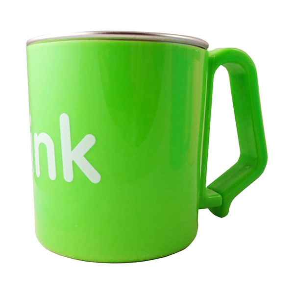 Thinkbaby BPA Free Kids Think Cup - Light Green, 1 ct