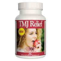 Image of TMJ Relief, 120 Capsules, Ridgecrest Herbals