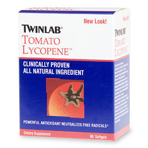 Tomato Lycopene 60 softgels from Twinlab