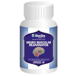 Tonisan Forte - Neuro Muscular Rejuvenator, 60 Capsules, BlueSky Herbal