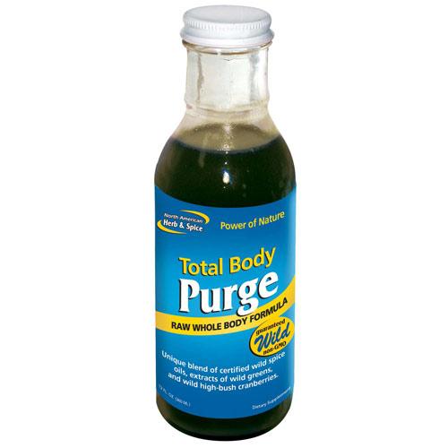 Total Body Purge, 12 oz, North American Herb & Spice