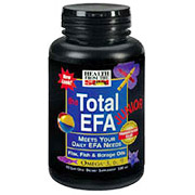 Total EFA Junior, 90 softgels, Health From The Sun