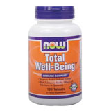 Total Well-Being 120 Tabs, Dr. Balch Recommended, NOW Foods