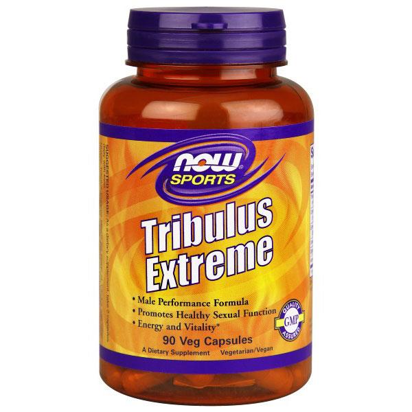 Tribulus Extreme, Male Performance Formula, 90 Vegetarian Capsules, NOW Foods