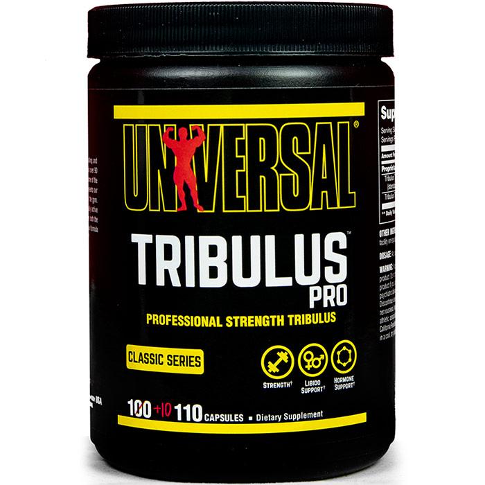 Tribulus Pro, Standardized Tribulus Terrestris, 100 Capsules, Universal Nutrition