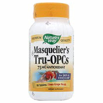 Masqueliers Tru OPC 75mg 90 tabs from Natures Way