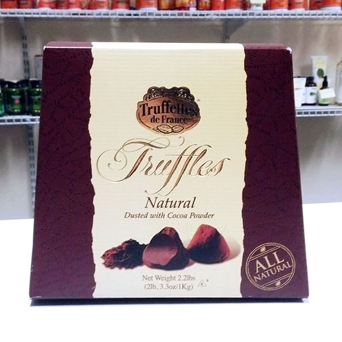 Truffettes de France Chocolate Truffles, All Natural, 2.2 lb (1 kg)