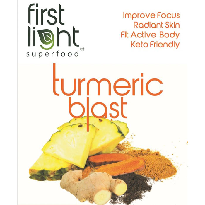 Turmeric Blast, 5.6 oz, First Light Superfood