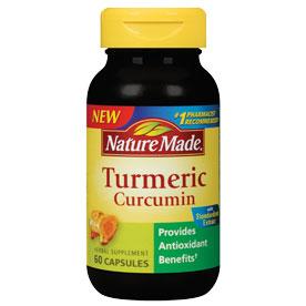 Turmeric Curcumin, 60 Capsules, Nature Made