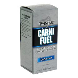 TwinLab Carni Fuel L-Carnitine Liquid Concentrate, 8 oz