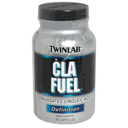 TwinLab CLA Fuel, Conjugated Linoleic Acid, 60 Softgels