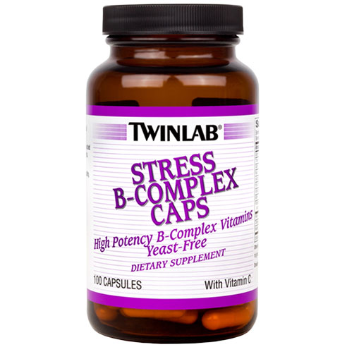 Stress B-Complex Vitamin, with Vitamin C