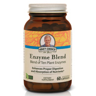 Udos Choice Enzyme blend, 60 Capsules, Flora Health
