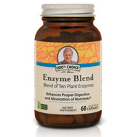 Udos Choice Enzyme blend, 90 Capsules, Flora Health