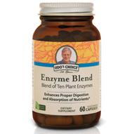 Udos Choice Enzyme Blend Travel Dispenser, 21 Capsules, Flora Health