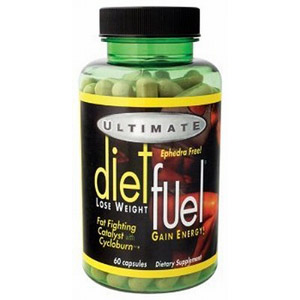 Ultimate Diet Fuel Ephedra Free 60 caps from Twinlab