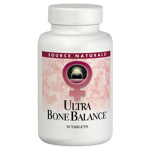 Ultra Bone Balance Eternal Woman 120 tabs from Source Naturals