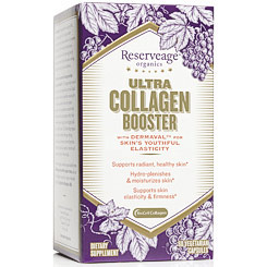 Ultra Collagen Booster, 90 Veggie Capsules, ReserveAge Organics