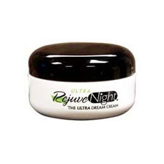 Ultra RejuveNight Dream Cream (Rejuve Night), 2 oz, Life Extension Skin Care