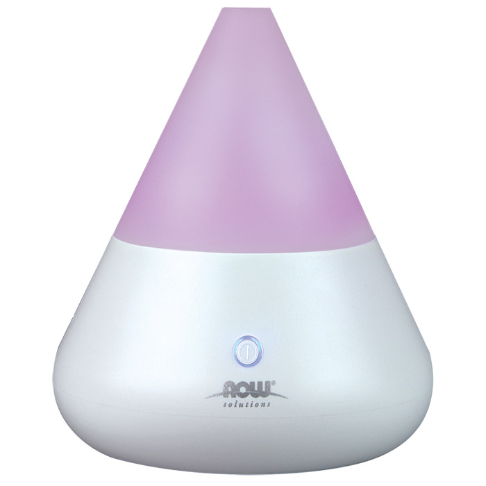Aromatherapy Diffuser - Ultrasonic Essential Oil Diffuser, NOW Foods