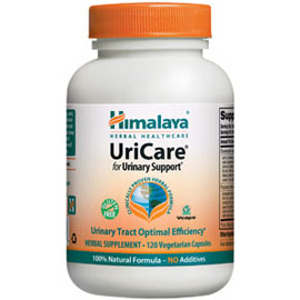 UriCare, For Urinary Support, 120 Vegetarian Capsules, Himalaya Herbal Healthcare