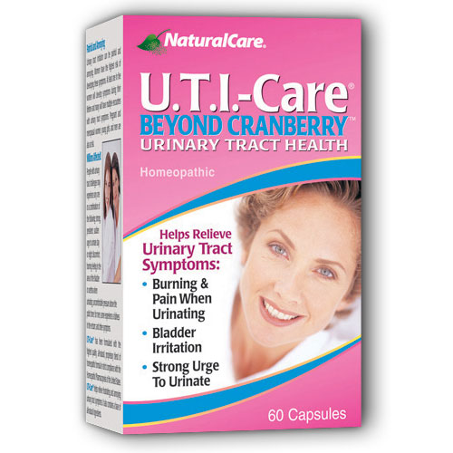 UTI-Care (Urinary Tract Health) 60 caps from NaturalCare