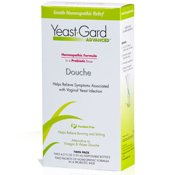 Vagi-Gard Douche Concentrate Povidone-Iodine Medicated, 8 oz, Lake Consumer Products