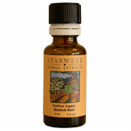 Valerian Root Extract Liquid 4 oz Organic, StarWest Botanicals