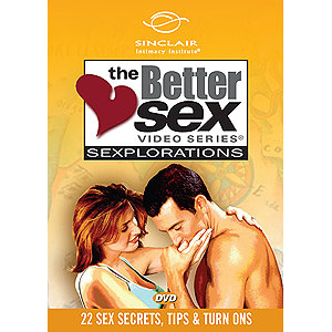(VHS) The Better Sex Video Series: Sexplorations - Vol. 2, 22 Sex Secrets, ...
