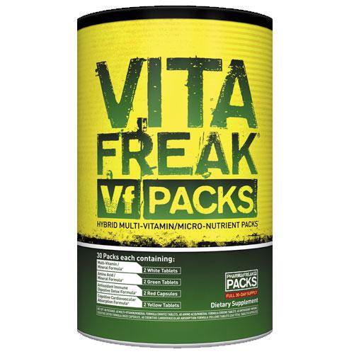 Vita Freak, Multi-Vitamin, 30 Packs, PharmaFreak Technologies