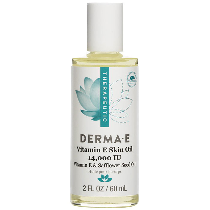 Derma E Vitamin E Skin Oil 14,000 IU, 2 oz