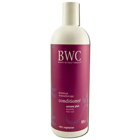 Volume Plus Conditioner, 16 oz, Beauty Without Cruelty