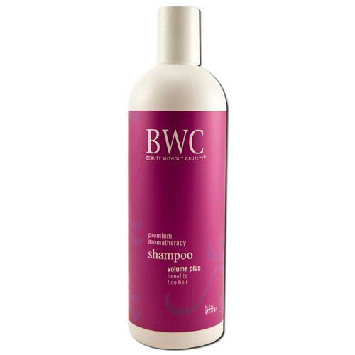 Volume Plus Shampoo, 16 oz, Beauty Without Cruelty