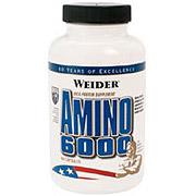 Weider Amino 6000 Dynamic BB Blocks 100 caps