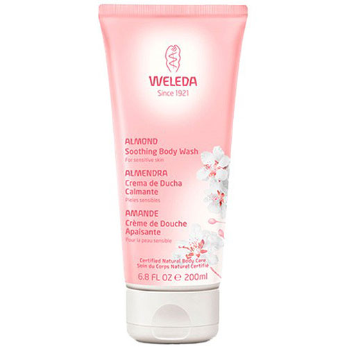 Weleda Almond Soothing Body Wash, 6.8 oz