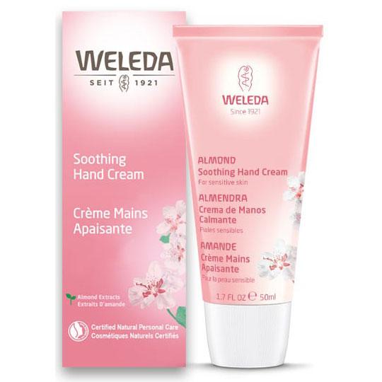 Weleda Almond Soothing Hand Cream, 1.7 oz