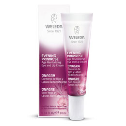 Weleda Evening Primrose Age Revitalizing Eye & Lip Cream, 0.34 oz