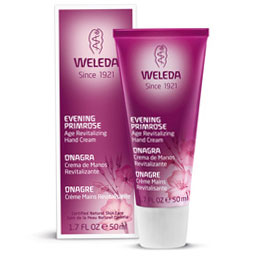 Weleda Evening Primrose Age Revitalizing Hand Cream, 1.7 oz
