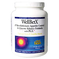 Buy WellBetX Weight Loss Shake Powder Vanilla 1.9 lb , Natural Factors